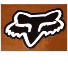 Home > New Stickers > Fox Racing >Fox Racing Logo